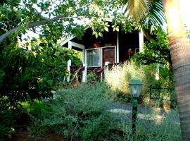 The Galilee Cabin, Arbel