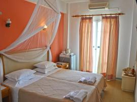 Eros Beach Hotel, Benitses