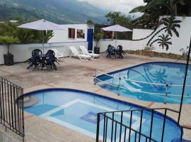 Parque Hotel Caciques, Calarcá