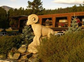 Tonquin Inn, Jasper