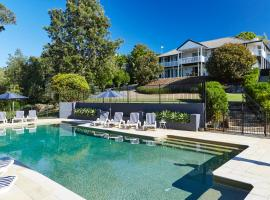 Hamptons hinterland retreat, Gold Coast (Worongary yakınında)