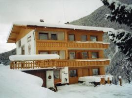 Gastehaus Alpenruh, Prägraten