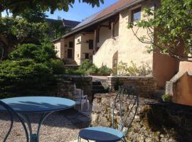 Chez Sylvie et Thierry, Royer (рядом с городом La Chapelle-sous-Brancion)