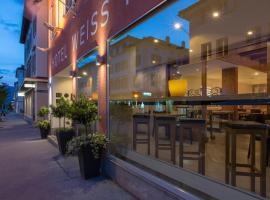 Hotel Weiss Kreuz, Thusis