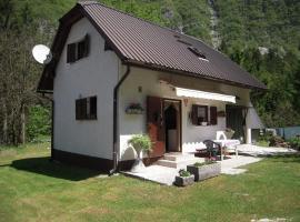 Počitniška Hiša Lepena, Bovec