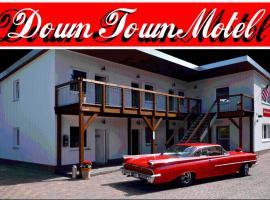 Down Town Motel, Berlin (Muggelheim yakınında)