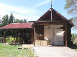 Kalda Summerhouse & Sauna, Nõva (Vihterpalu yakınında)