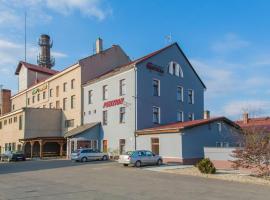 Penzion Grygartruck, Velká Bystřice (Kocourovec yakınında)