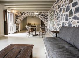 Moustafa Stone House, Emporeiós