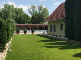Doni Prémium Vendégház, Orfű (рядом с городом Kovácsszénája)