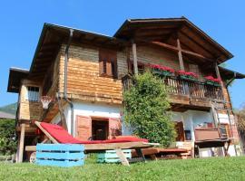 B&B Casa Delle Fate, Campodenno (Cunevo yakınında)