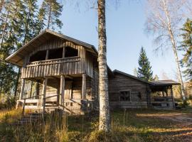 Riihipiilo, Moksinkylä (рядом с городом Siniävirta)