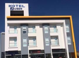 Hotel Hausen, Lorica