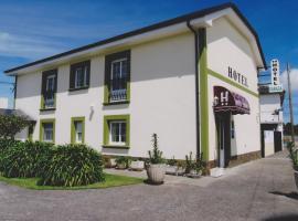 Hotel Zabala Luarca, Almuña