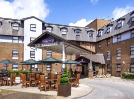 Premier Inn London Gatwick Airport - A23 Airport Way, Гатвик