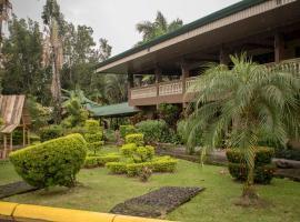 Hotel Suerre, Guápiles (Pocora yakınında)