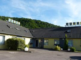 Hotel Premium, Форбаш (рядом с городом Folkling)