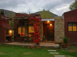 Cabanas La Lechuza, Potrerillos (Guido yakınında)