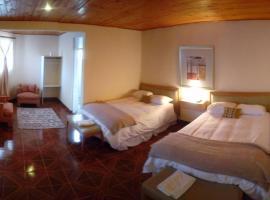 Hotel Santa María de Panimavida, Linares