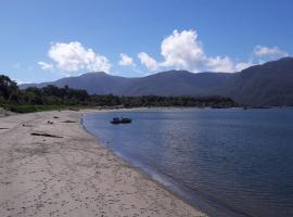 Hostal El Viajero, Puerto Raul Marin Balmaceda