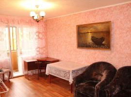 Apartments on Obrucheva