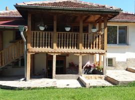 Aladin Guest house, Krushuna (Letnitsa yakınında)