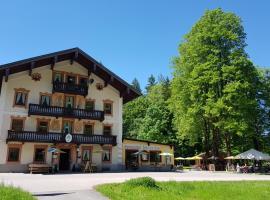 Bergsporthotel Fritz am Sand