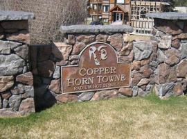 Luxury Radium Condo - Copper Horn Towne, Radium Hot Springs (Spillimacheen yakınında)
