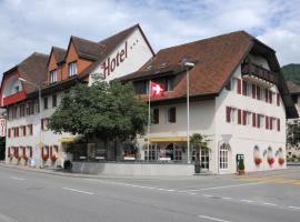 Hotel Chrüz, Oensingen