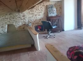 Studio a Pomerols, Pomérols (рядом с городом Pinet)