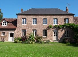 Le Bien-Venant, Domvast (рядом с городом Gapennes)
