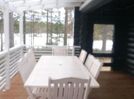 Villa Mäntyniemi, Piispajärvi