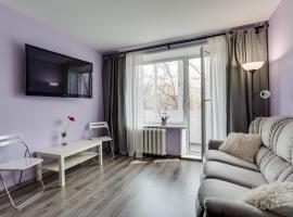 Apartment on Volgogradskiy prospekt 5