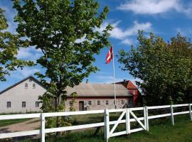 Stald Nordkap Farm Holiday, Bindslev (Terpet yakınında)