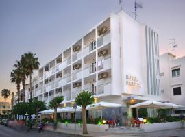 Paritsa Hotel, Kos Stadt