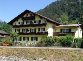 Landhaus Kreuz, Schruns (Tschagguns yakınında)