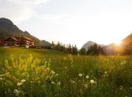 Ruhehotel & Naturressort Rehbach - Adults only, Schattwald