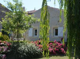 Gite Lune de Miel, Saint-Hilaire-de-Villefranche (рядом с городом Annepont)