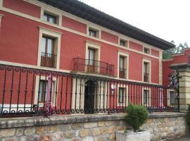 Posada Santa Eulalia, Villanueva de la Peña (Herrera de Ibio yakınında)