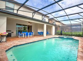 8 BR/6 BA Pool Villa in New 5 Star Resort #1187