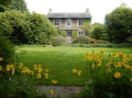 Downfield House & Garden, Ladybank
