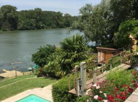 B&B Garonnella, Тулуза (рядом с городом Вьей-Тулуза)