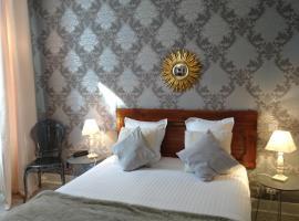 Hotel La Villa Marjane, Сен-Жак-Ле-Блан (рядом с городом Combleux)