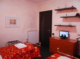 Casa MaMa, Genova