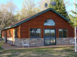 Walleye Inn Home, Phelps (рядом с регионом Ski Brule)