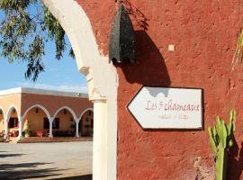 Hotel De Charme Les Trois Chameaux
