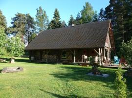 Markna Holiday Homes, Pärnu (Paikuse yakınında)