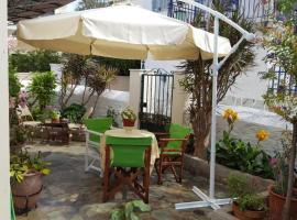Toula's House, Spetses