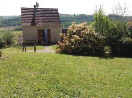 La Petite Maison, Mauzac-et-Grand-Castang (рядом с городом Бадфоль-сюр-Дордонь)
