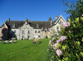 Château de Crocq - Chambres d'Hôtes de Charme, Crocq (рядом с городом Sermur)